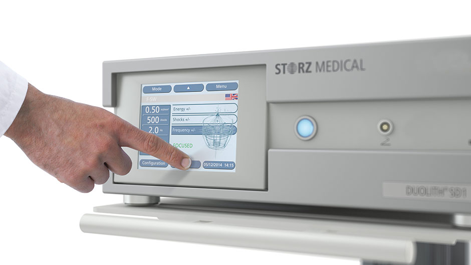STORZ MEDICAL receives FDA approval for DUOLITH® SD1
