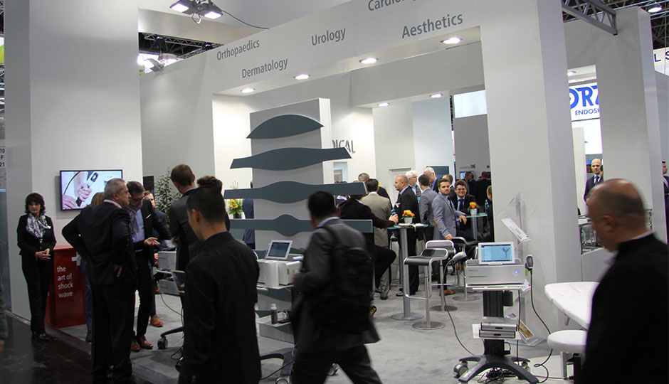 MEDICA 2016: STORZ MEDICAL demonstrates its leading role in the field of shock wave therapy
